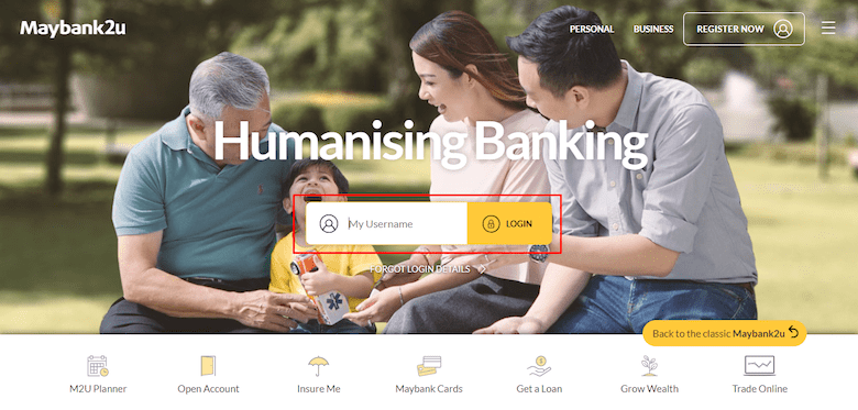 How to Open Maybank2U Savers Online