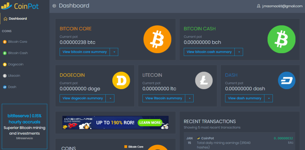 best cryptocurrency miner software 2021