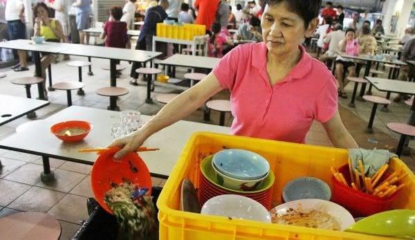 singapura entre os paises com maior taxa de desperdicio de alimentos