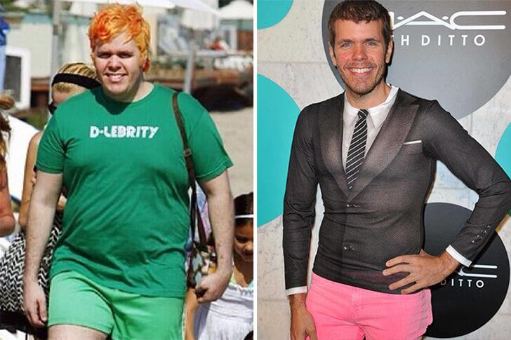 Resultado de imagem para Perez Hilton – 31 quilos