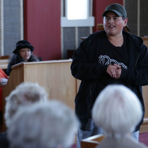 Māoriland Keynote