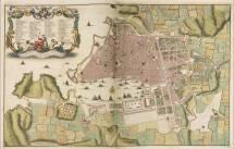 Antique Map Fair In World