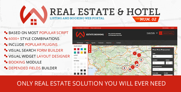 Property Listing and Hotel Booking Portal #02