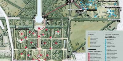 Paris Monument map All Paris Monuments maps
