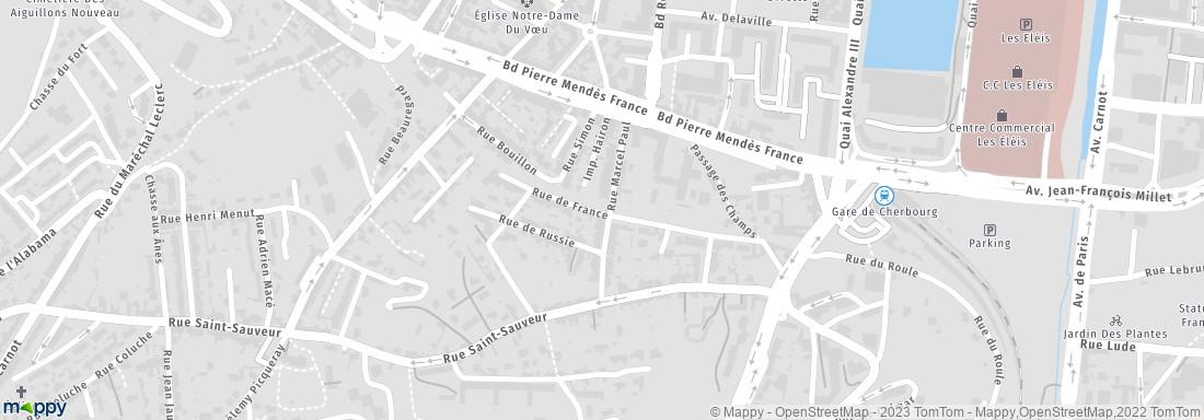PRESQUILE HABITAT Cherbourg en Cotentin  Hlm adresse