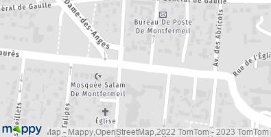 Collège Jean Jaurès Montfermeil (adresse)