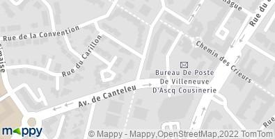 Centre Médico Psychologique pour Enfants Villeneuve d'Ascq