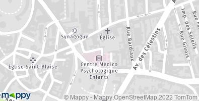 Centre Médico-Psychologique Enfants et Adolescents Vichy