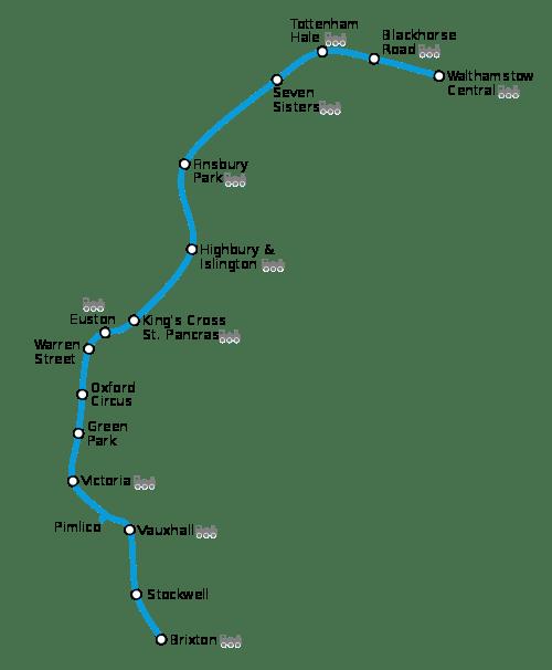 Metro de Londres: Toda la información necesaria para