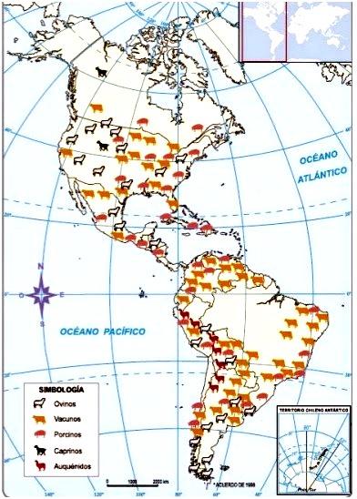 El El Mapa De Paises De Centroamerica