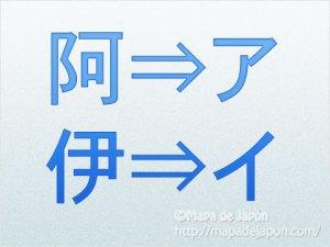 カタカナ katakana