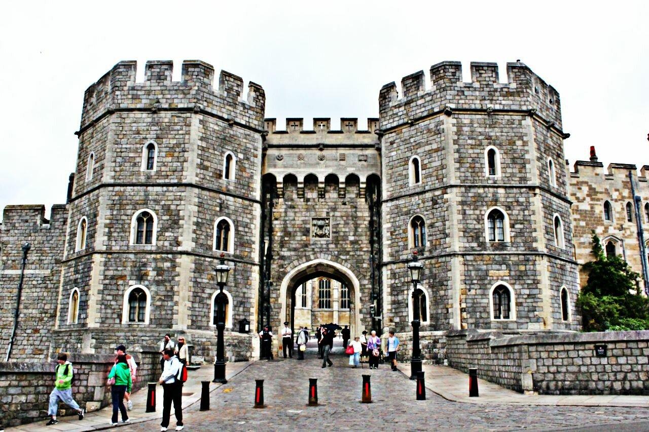 Como visitar o Castelo de Windsor  Mapa de Londres
