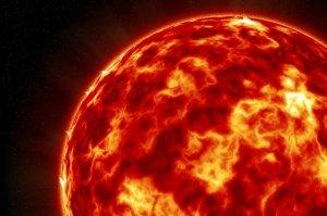 ilustração do Sol