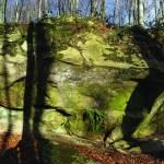 Камені на Хребті Голиця