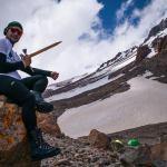 Олександр Бондаренко про Казбек і філософію гір (відео)