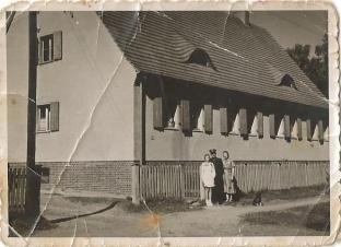 Dom państwa Dymelów przy ulicy Westerplatte.