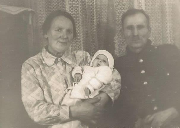 Władysława i Wasyl Krzyżanowscy