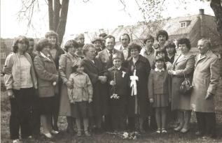 I Komunia św. Remigliusza Łosia, 1981
