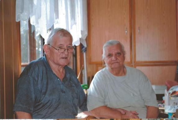 Genowefa i Henryk Pawlakowie