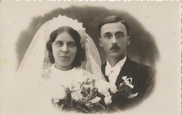 Irena i Włodzimierz Piramowiczowie
