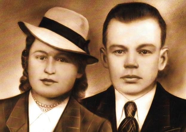 Bronisława i Aleksander Pałac