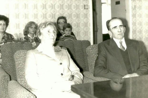 Stefania i Franciszek Kurowscy