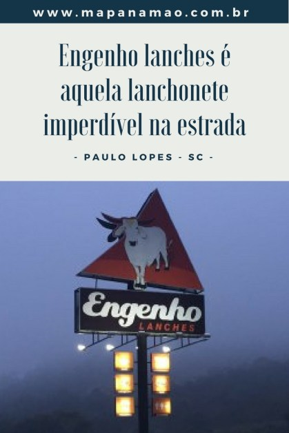 engenho lanches