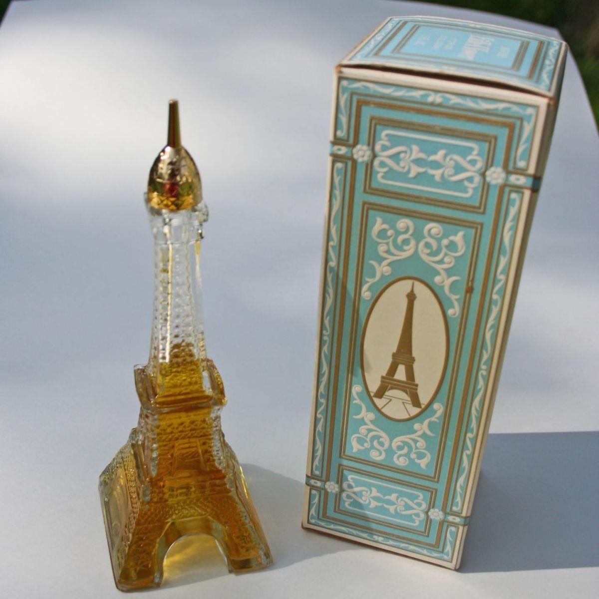 torre eiffel perfume da avon