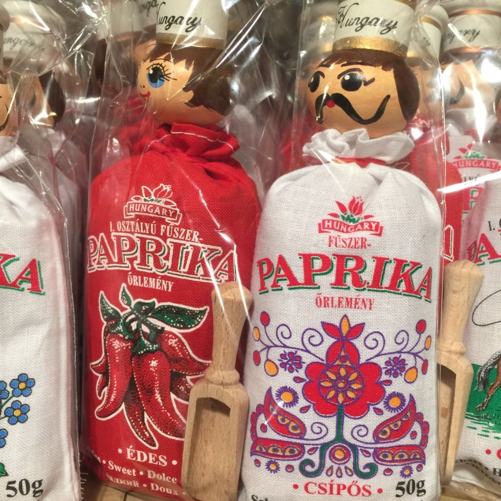 How cute are these little paprika packets?