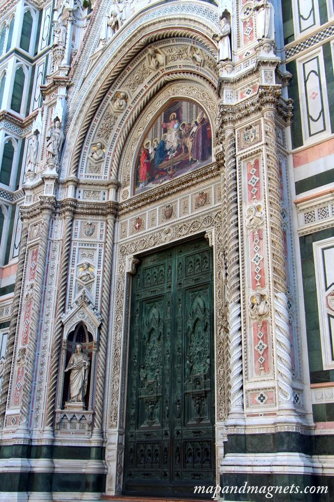 Florence Duomo Door