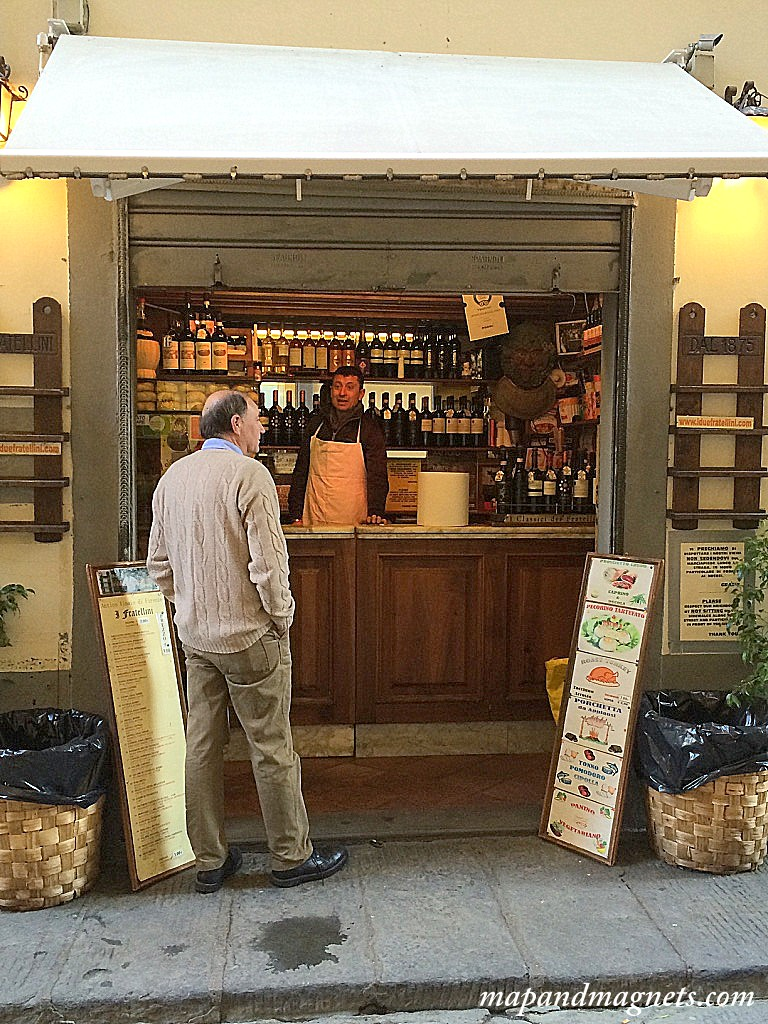 I Due Fratellini - the best panini in Florence
