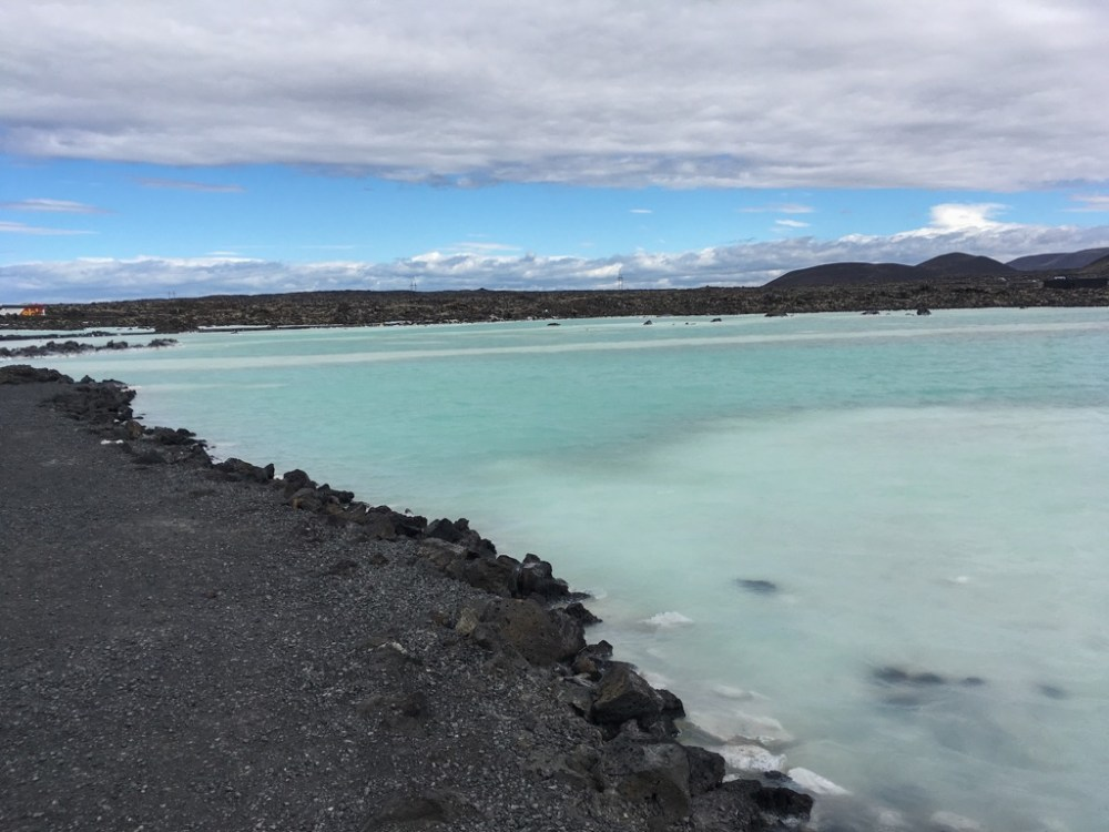 Blue Lagoon is a must on an Iceland itinerary