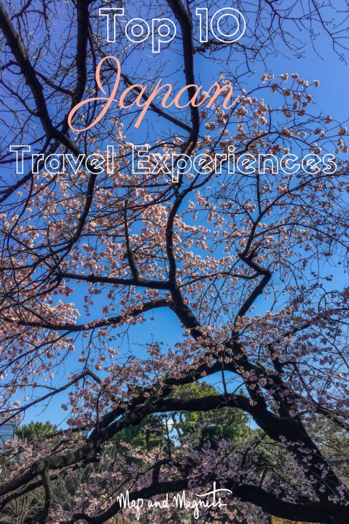 Top 10 Japan Travel Experiences
