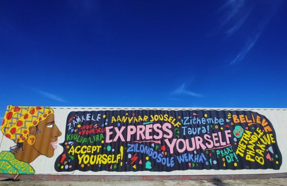 Great African Caravan Art Project