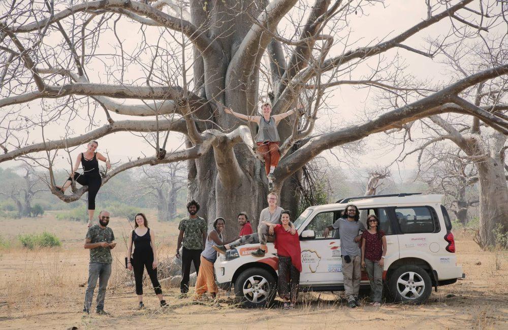 Artists of Great African Caravan