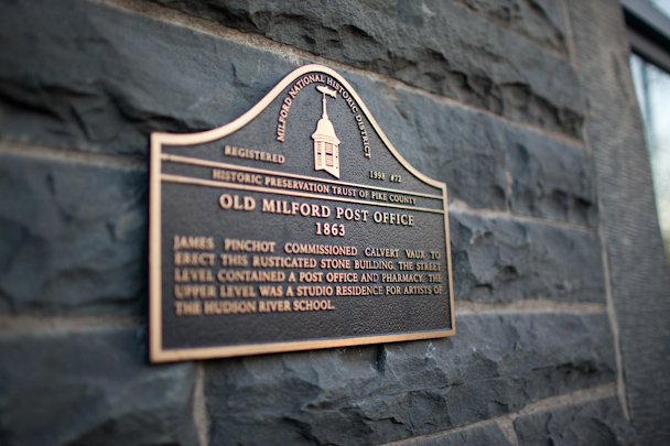 Old Milford Post Office