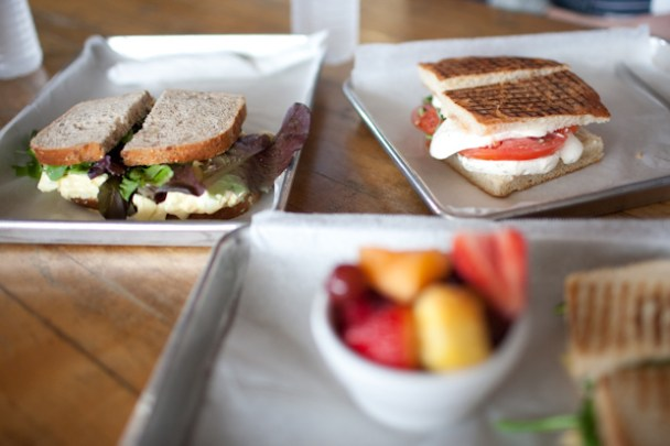 Parker & Otis Lunch