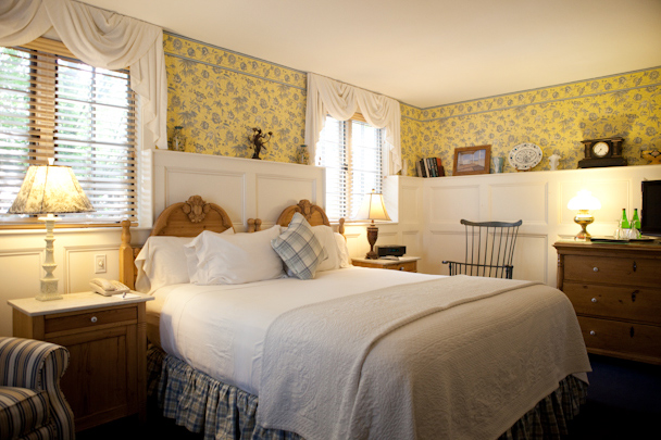 Brass Key Guesthouse Room