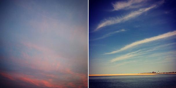 Cape Cod Sky