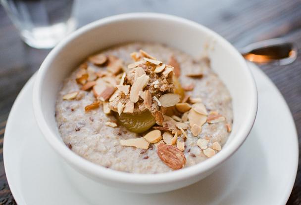 Sitka & Spruce Hot Cereal
