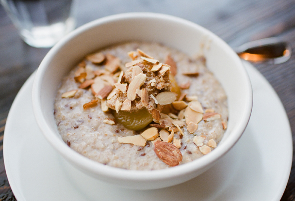 Sitka & Spruce Hot Cereal