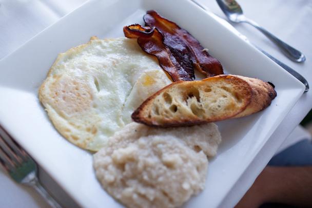 Breakfast at Chebeague Island Inn