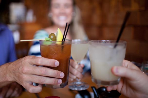 Pai Men Miyake Cocktails