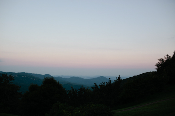 View from Westglow Resort