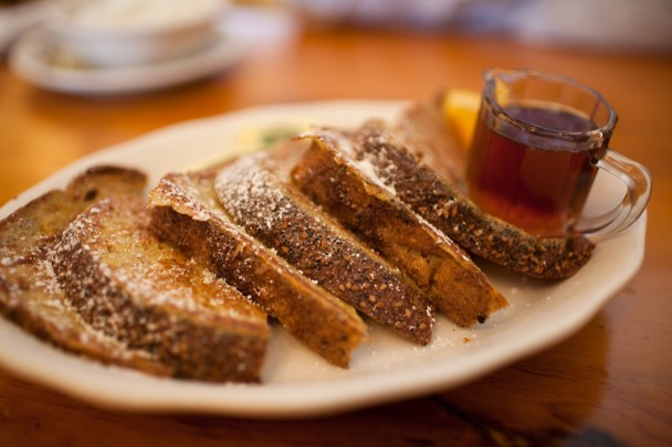 Chase's Daily French Toast