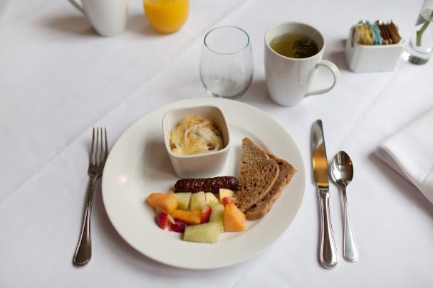 Princess Anne Hotel Breakfast