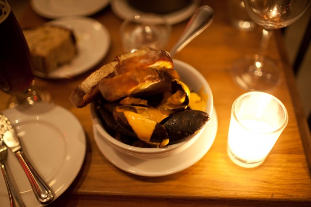 Buvette Mussels