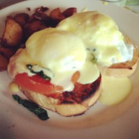 Breakfast at the Cooked Goose
