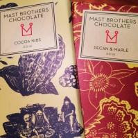 Mast Brothers Chocolate Bars
