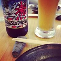 Rising Sun Pale Ale in Rockland